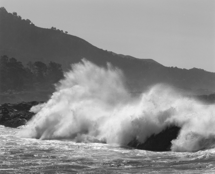 High Surf, Point Lobos, CA