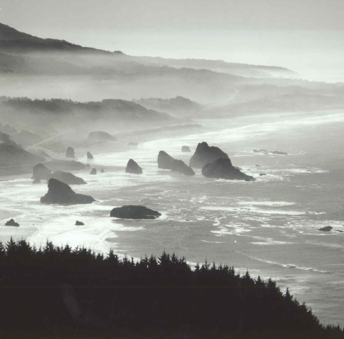 Sea Stacks, OR, 1999