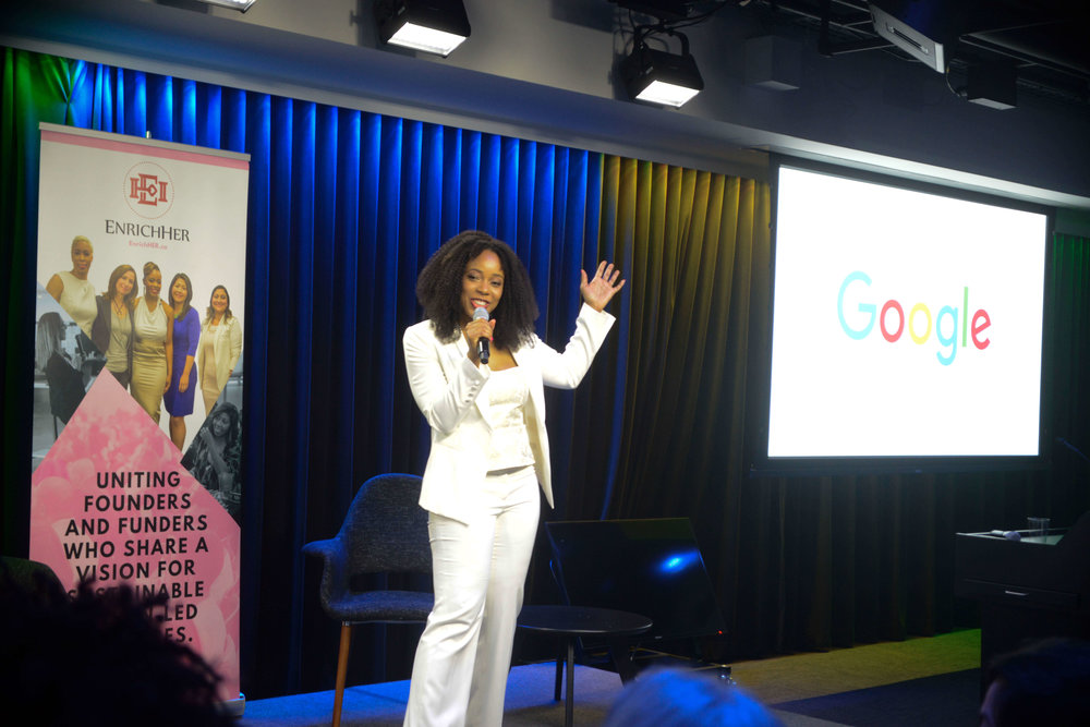 EnrichHER Spark - Google - Washington, D.C.
