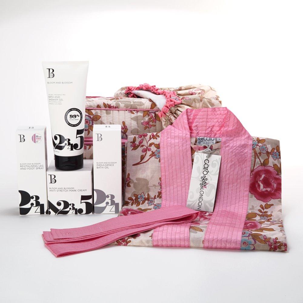 Gift and Kimono gift set