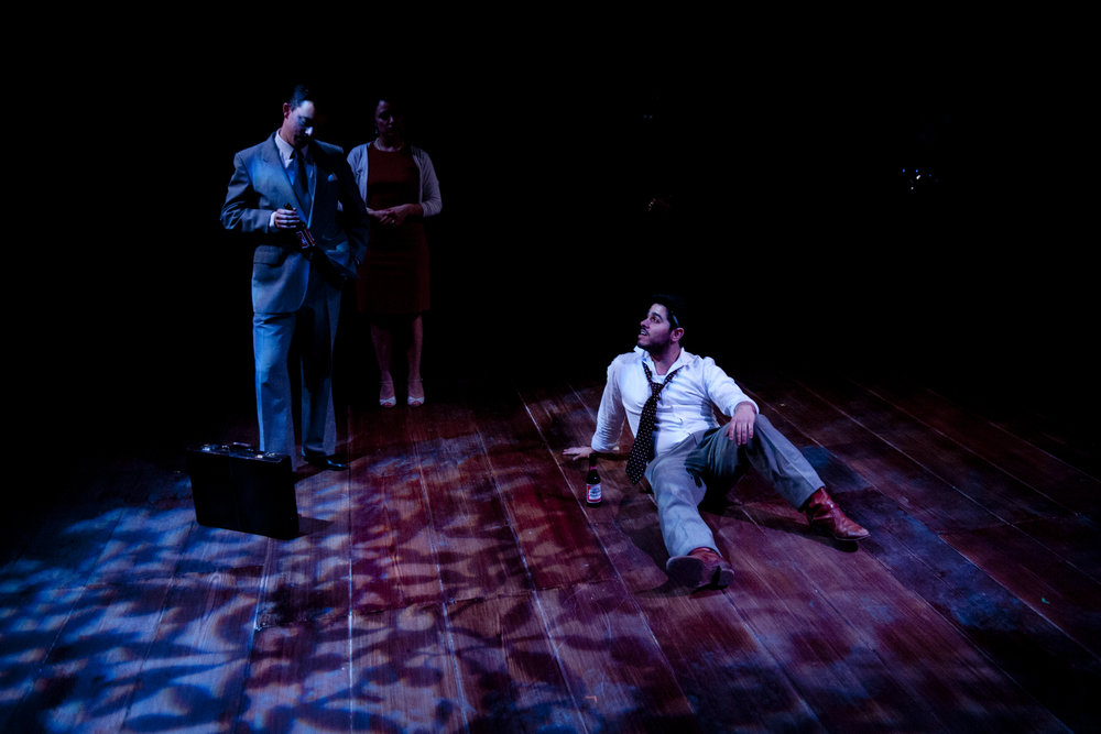 Book of Days (Arcola Theatre)Photo Credit Gemma Mount