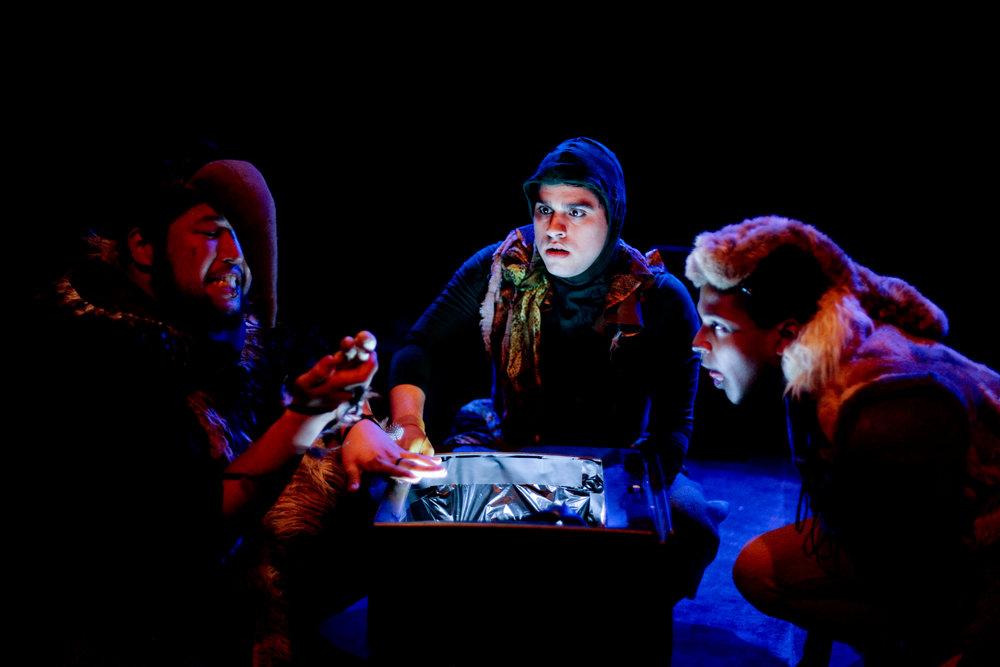 Macbeth (Tristan Bates Theatre)Photo Credit Andrew H Williams