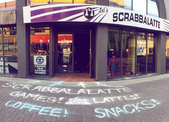 Scrabbalatte Street View