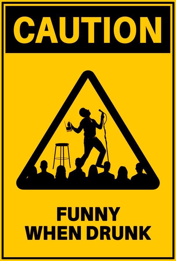 Caution...