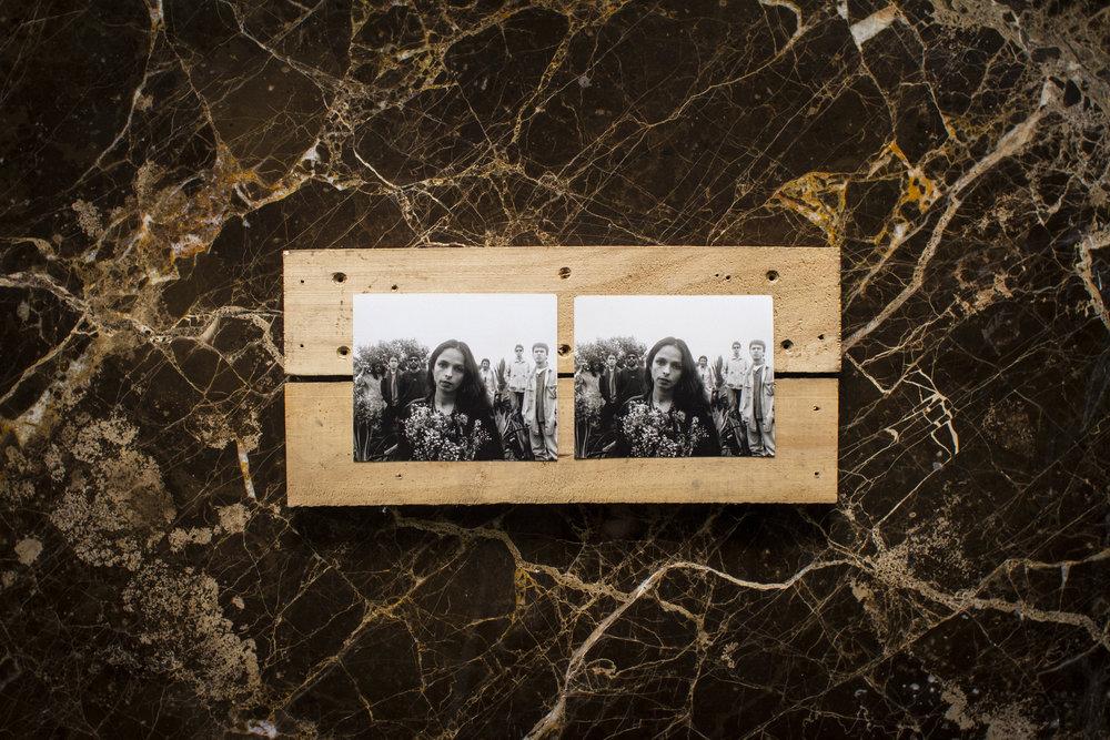 "Lot 46 Tarrah Krajnak, Claremont, CA    Goth Band , Archival inkjet print, 2014/2018, 21"" x 41"" Signed, verso Donated by the artist AP, Edition of 5 $400 - 600   tarrahkrajnak.com"