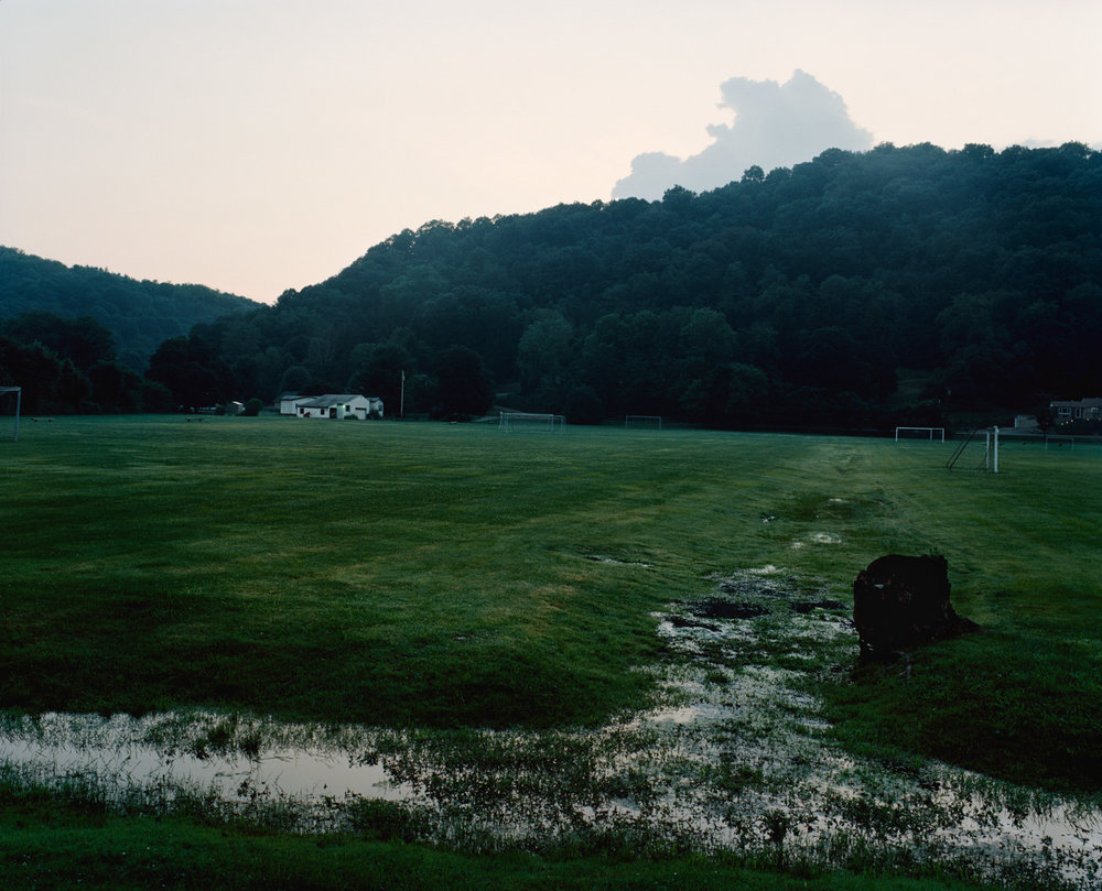 Untitled, Hopewell, Pennsylvania 2014,  2014/2017, archival inkjet print