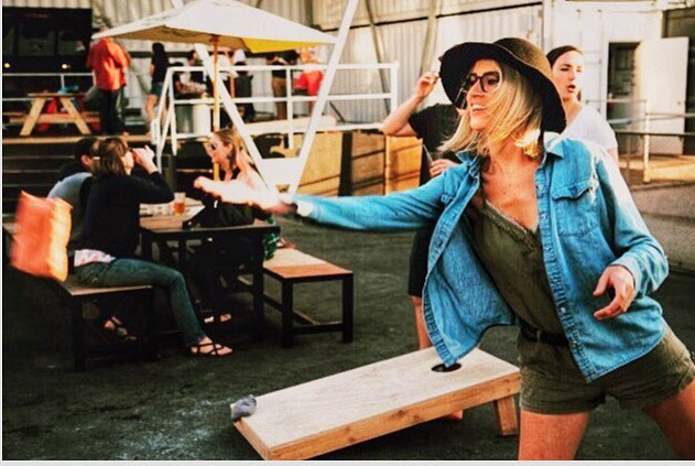 Do you love beer? Cornhole? Live music? Dog parks? Coffee? Well then you my friends are in luck because I'm going to share with you one of the greatest spots in downtown San Diego! It's called @quartyardsd and they're having their grand re-opening party tonight, from 6-11 pm. Check out their insta for more details! If you can't make the party though, this place is SO fun if you're looking for a spot that combines all things good in life. It's one of my favorite places to grab a beer & play some games after a padre game! 🍺🐶⚾️ . . . . . . . . . . . . . . . . . #sandiego #sdpadres #baseball #outdoorbar #exploremore #ilovetravel #doyoutravel #vscocam #wander #adventure #adventureseeker #adventurethatislife #worldwonder #vacation #adventure_time #getaway #vacationlife #writetotravel #travelingram #tourism #worldplaces #femmetravel #lifewelltraveled #womenwhotravel #widenyourworld #travelblogger #bossbabe