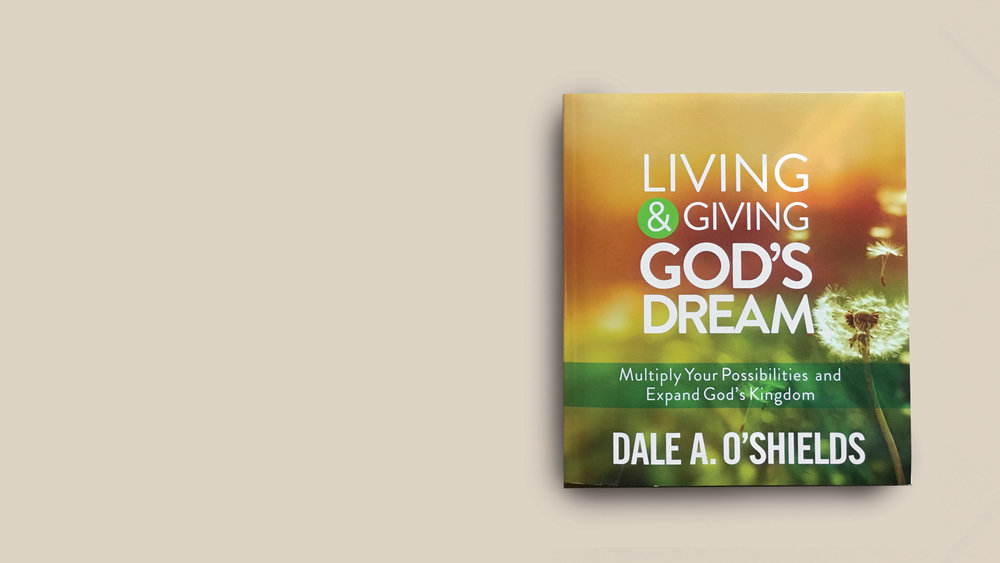 Living & Giving God's Dream - A ready to use curriculum to build volunteer and staff leadersin your church.- $9.95 each for 1-99 books- $8.95 each for 100 books and up