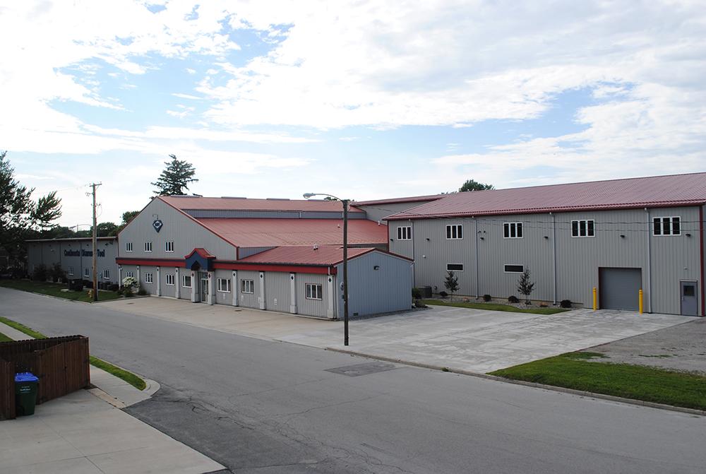 Hartzell St., Present