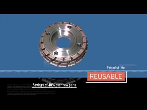 Plated Diamond Wheels - Continental Diamond Tool