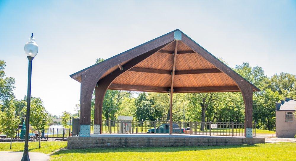 Unity Park Amphitheater (Photo by Jason Aldridge Photography)