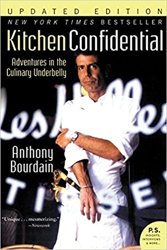 Kitchen Confidential , Ecco/Harper Collins (2000).