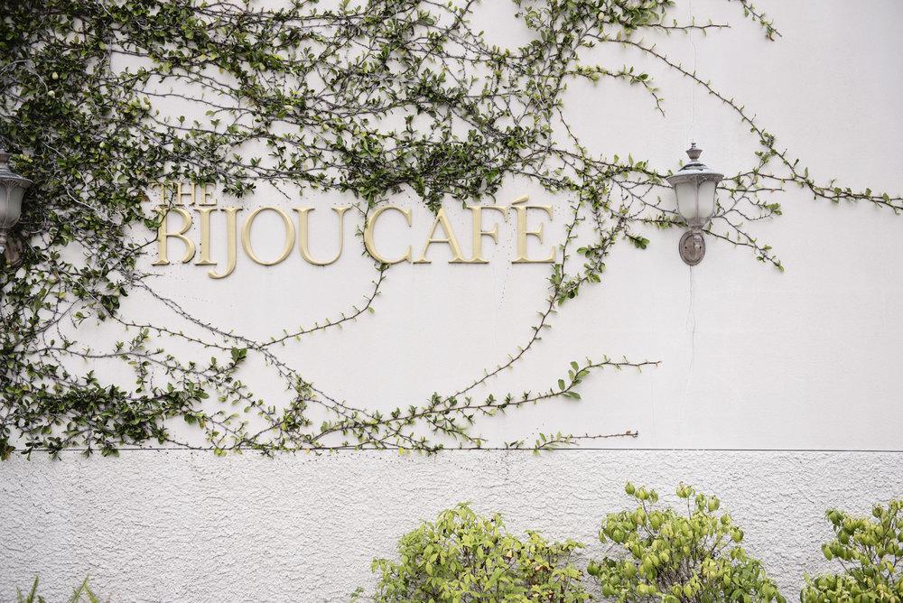 The Bijou Café
