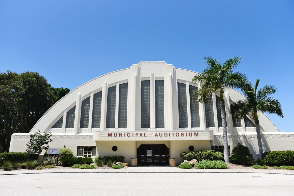 Copy of Sarasota Municipal Auditorium