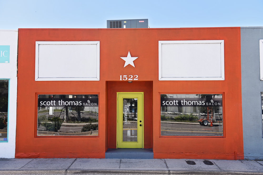 Scott Thomas Salon