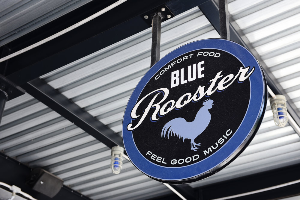 Copy of Blue Rooster