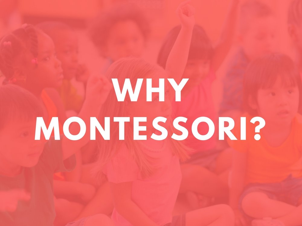Riverton Utah montessori preschool and daycare