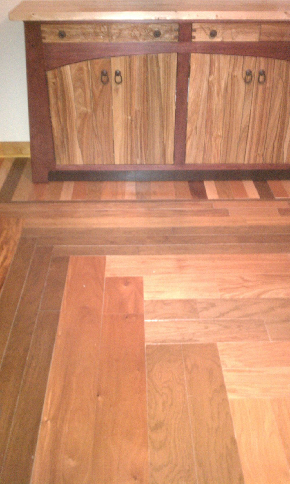Custom Wood Flooring