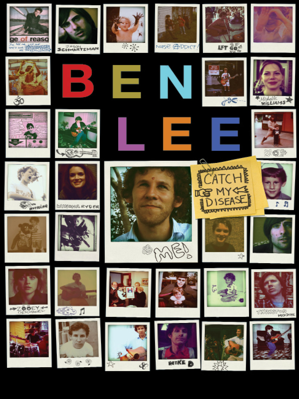 Ben Lee: Catch My Disease