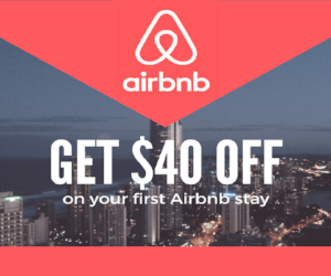 Interested in travelling to watch the next eSports tournament live?  Give Airbnb a try , and we'll give you $40 USD ($50 CAD)off your first stay.