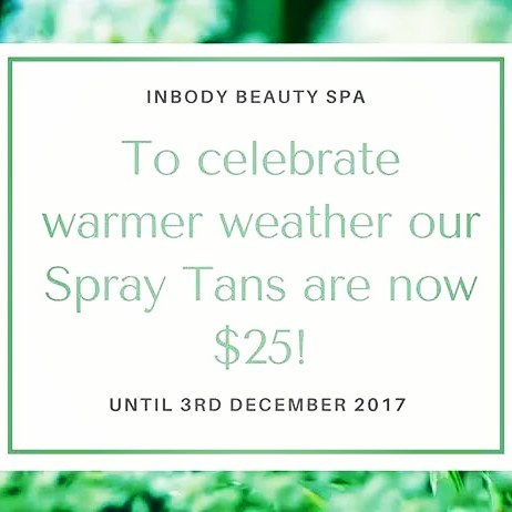 ❤ #spraytan #brown #beautytherapy #spa #promotion #aucklandcity #b.gorgeous
