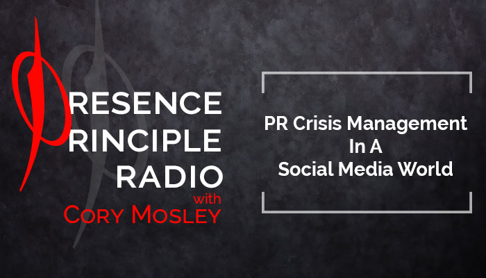 PR Crisis Management In A Social Media World