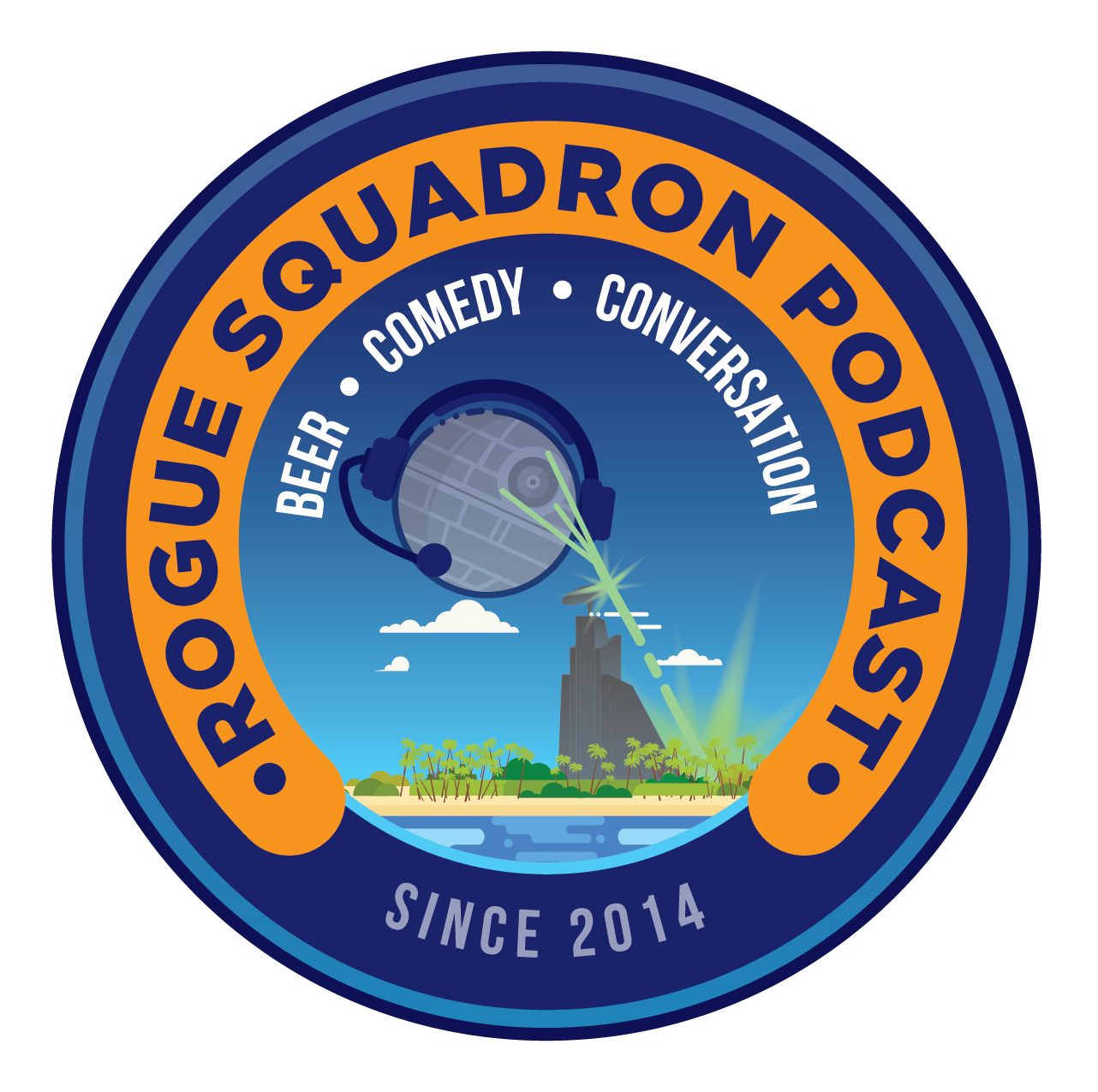 Rogue Squadron Podcast