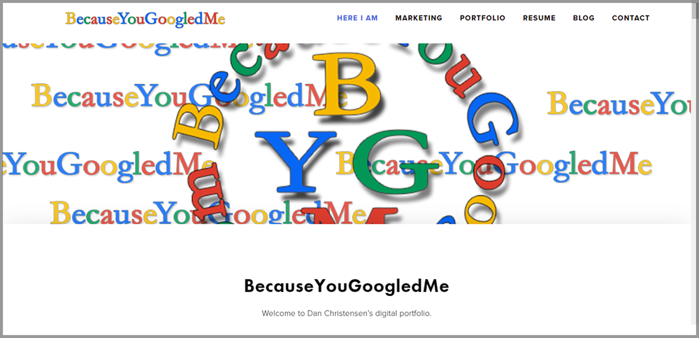 Brand Development: Digital Marketing Freelancer