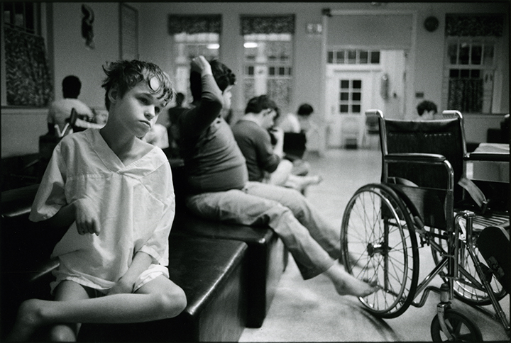 Institutions and the Developmentally Disabled