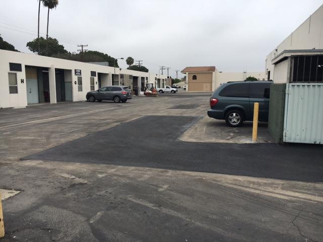 Buena Park Asphalt Repairs