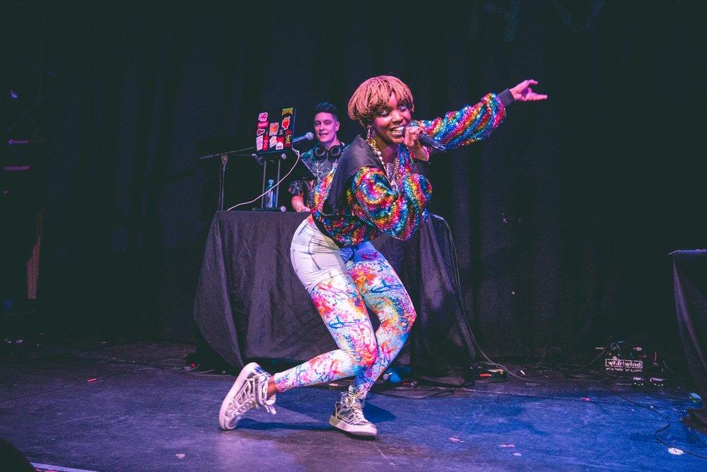 Shasta Geaux Pop ---- Photo by Julia Drummond