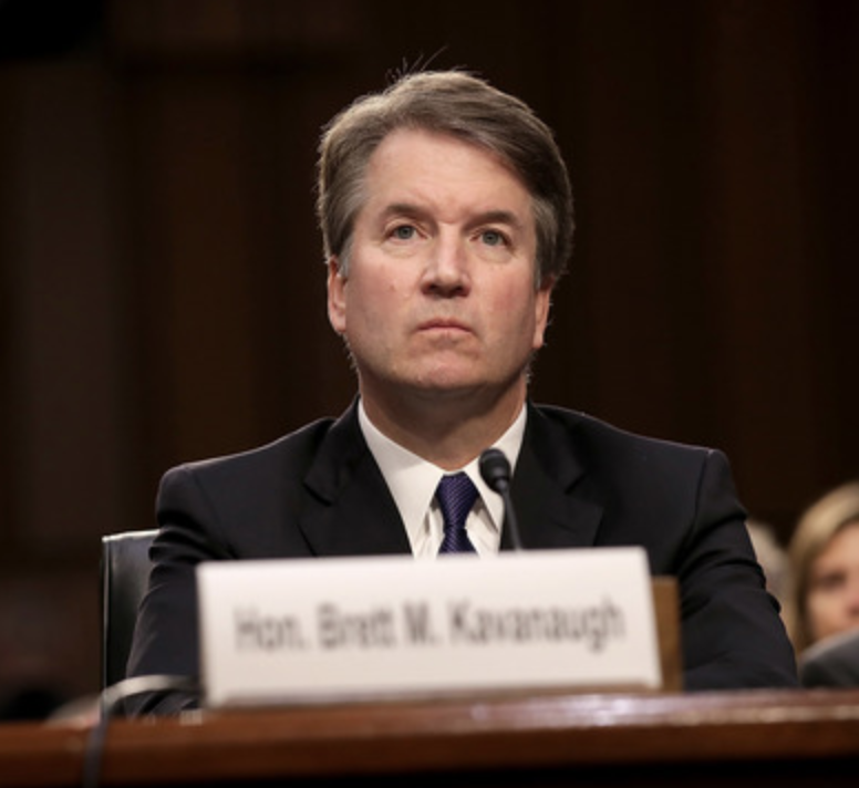 Nominee to the Supreme Court Brett Kavanaugh