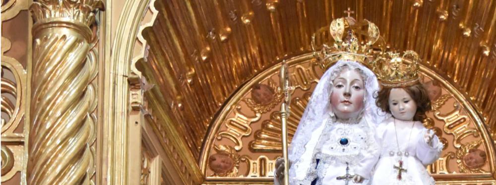 Buen Suceso Miraculous Statue