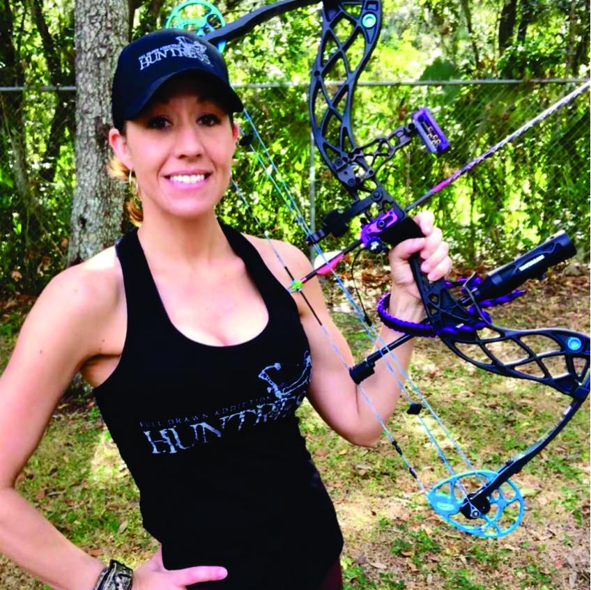 Jennifer Stewart - Huntress Pro Staff -