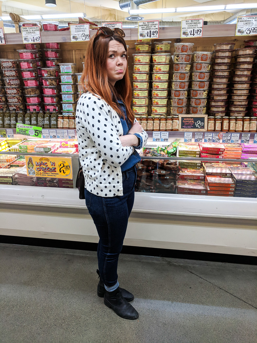Trader Joes is a place of many emotions.