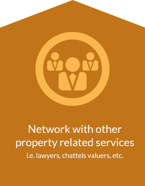 Network with other property related services