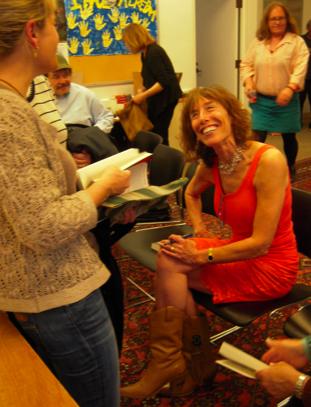 Barbara Shapiro Signing Books