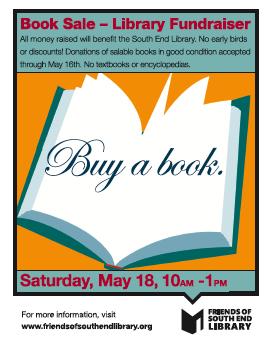 SE library book sale