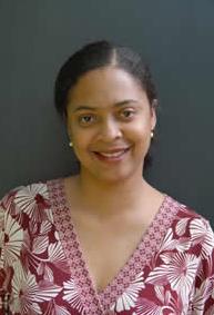 Poet Danielle Legros Georges