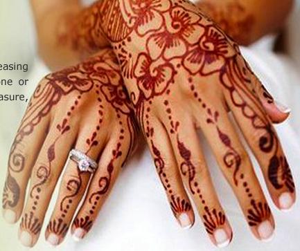 Nimmi Seghal's Henna Tatoos
