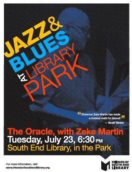 Zeke Martin Poster 2013