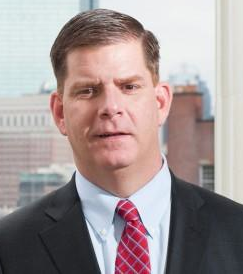 Mayoral Candidate Rep. Marty Walsh