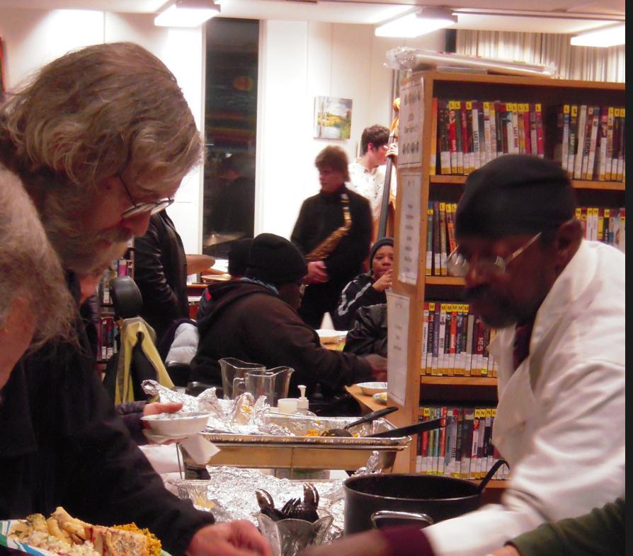 xmas 2014 food se library