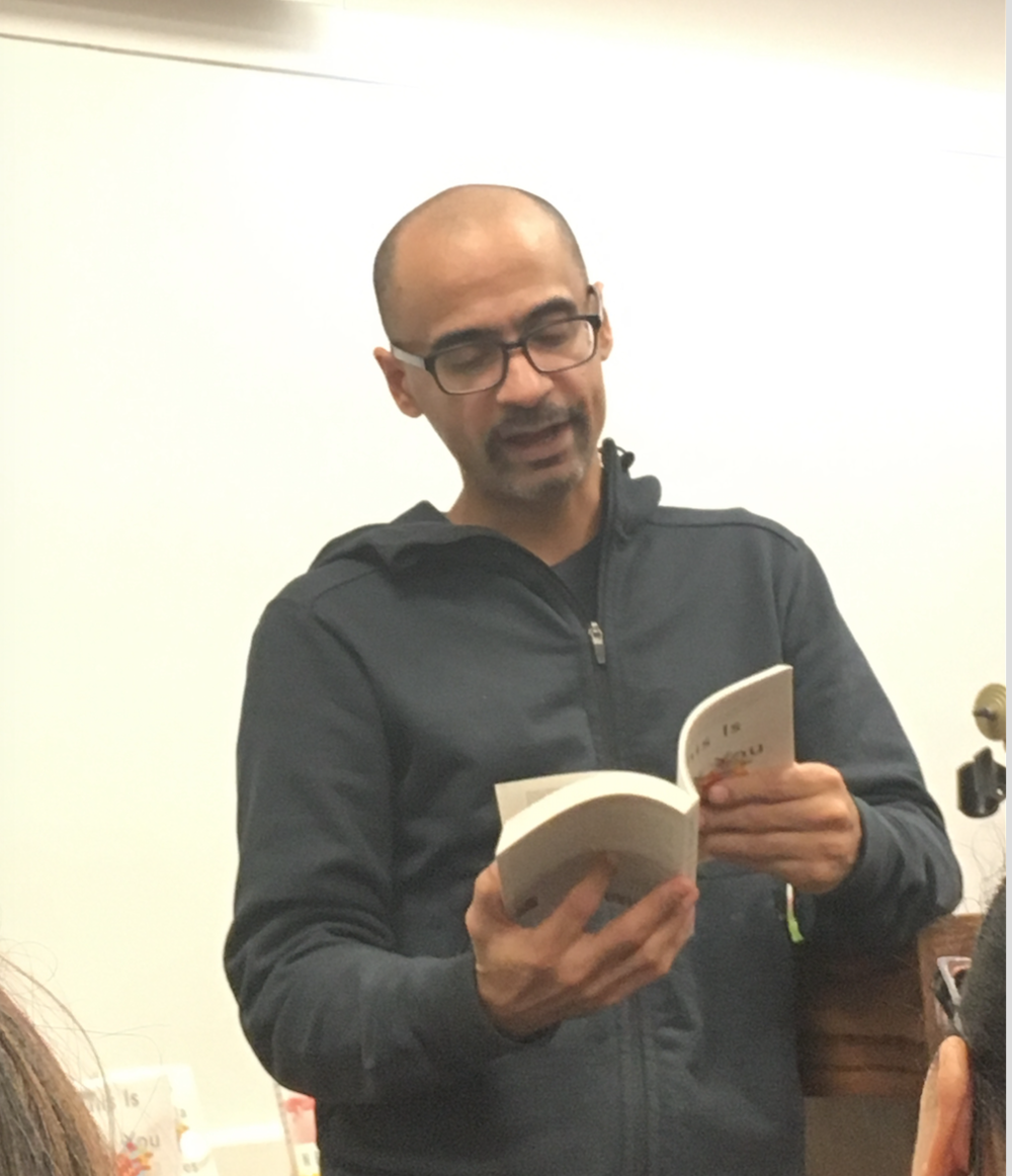 Junot Diaz reading a passage from Nilda, a story in This Is How You Lose Her