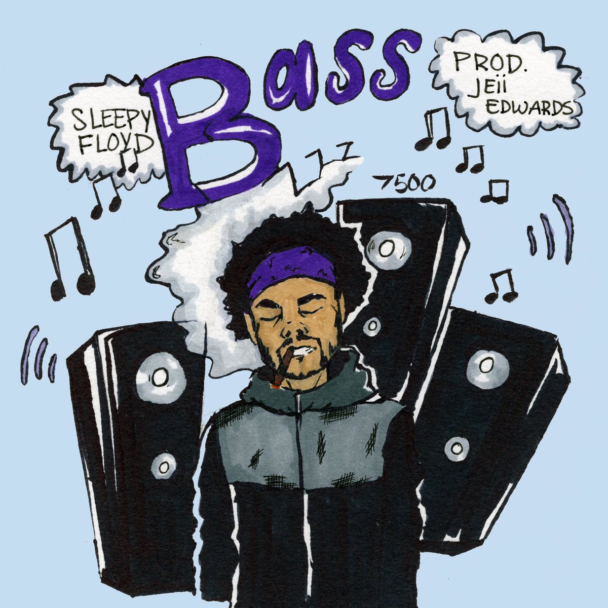 SLEEPY FLOYD BASS prod JEII EDWARDS — Us Versus The World
