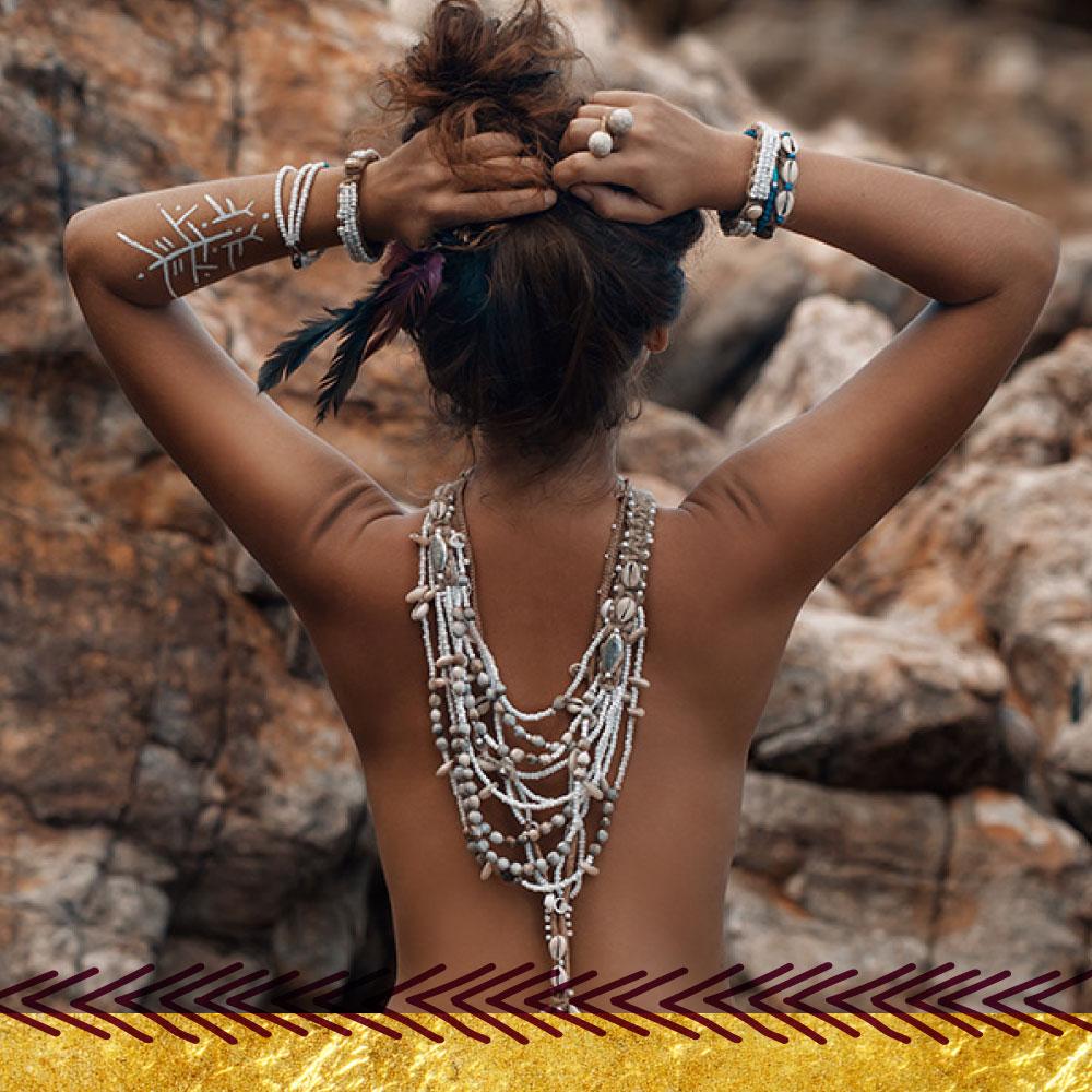 Wild Woman Retreat with Priestess Rising