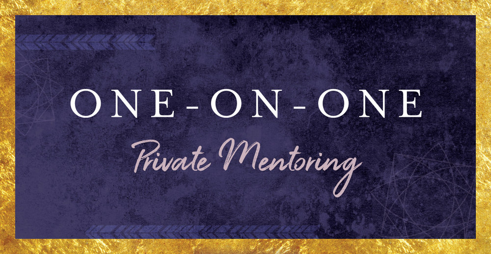 One on One private mentoring with Marin