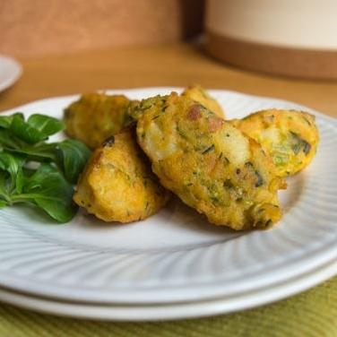 Tuna & Veggie Patties