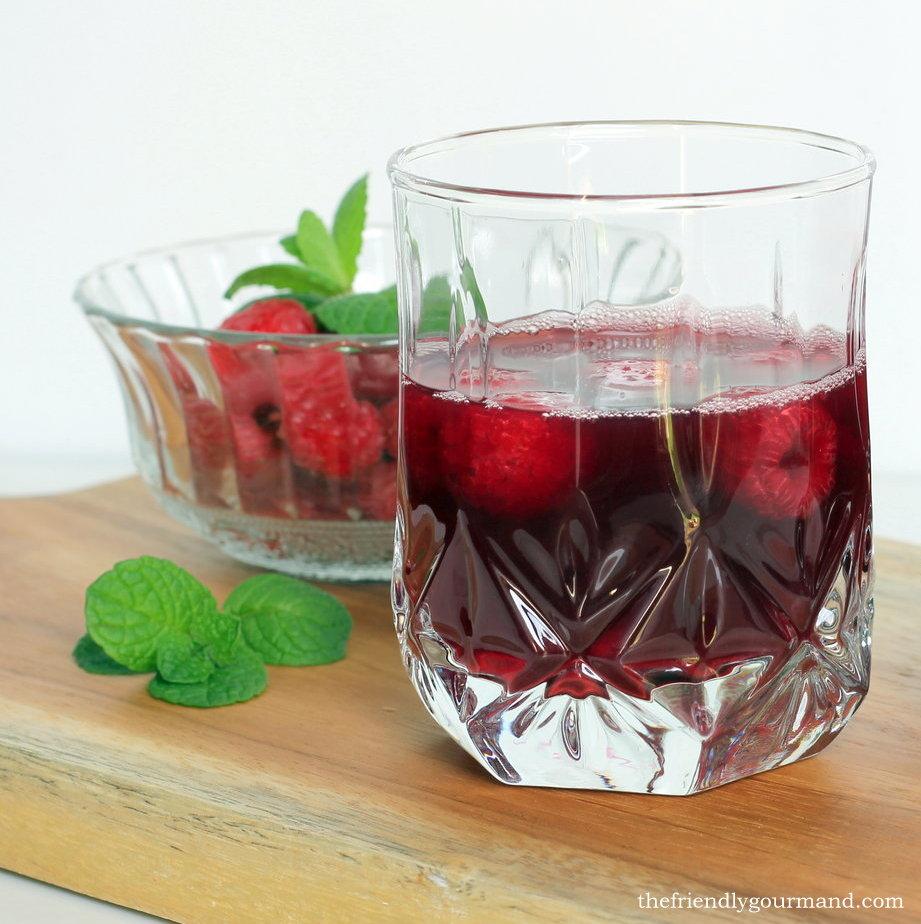 Mixed Berry Kompot