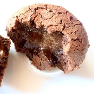 Chocolate Fondant/Molten Chocolate Cake